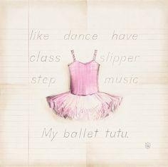 Ballet tutu cute for girls