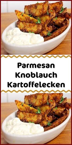 Kartoffelecken potato al horno asadas fritas recetas diet diet plan diet recipes recipes Beef Recipes, Vegetarian Recipes, Cooking Recipes, Healthy Recipes, Vegan Vegetarian, Easy Dinner Recipes, Easy Meals, Healthy Snacks, Healthy Eating