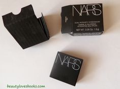The Nars dual-itensity eyeshadow in the shade Pasiphae