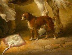ARTNIMALS - George Morland (1763 - 1804), Selling Fish...