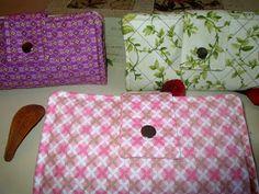 Creando desde mi desván: Tutorial cartera monedero Wallet Tutorial, Sunglasses Case, Purses, Sewing, Bags, Wallets, Organizers, Ideas, Fashion