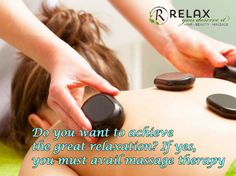 Avail The Best #Hot #Stone #Massage #Therapy @relaxyoudeserveit
