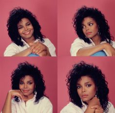 YOUNG JANET JACKSON this is so cute omg