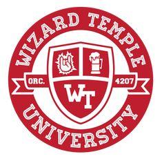 Wizardin' University Crests – Akira Arruda