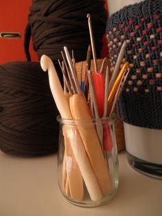 Los materiales de las artistas