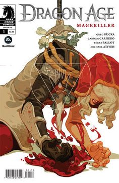 Dragon Age Magekiller (2015) Issue #1