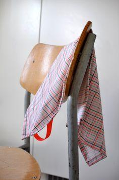 Mrs Hardy tea towel