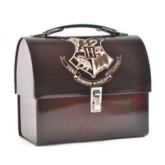 Harry Potter Blechdose Hogwarts Crest  Harry Potter - Taschen - Hadesflamme - Merchandise - Onlineshop für alles was das (Fan) Herz begehrt!