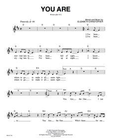 lord i need you lead sheet pdf