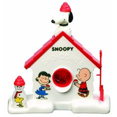 Amazon.com: The Original Snoopy Sno-Cone Machine: Toys & Games