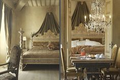 Beatiful Italian bedrooms