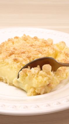 Sweet Corn Spoonbread - Southern Bite _ A favorite at our house. It's another one of those dump, stir, and pour recipes that we all love, but it tastes like so much more! Sweet Recipes, Cake Recipes, Dessert Recipes, Delicious Desserts, Yummy Food, Love Food, Food Porn, Food And Drink, Cooking Recipes