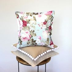 Your romantic boho living with our pillowcovers.