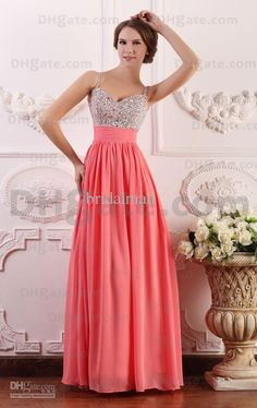 coral wedding dresses - Google Search