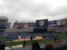 Hockey This Week Media - NHL Yankee Stadium Series NHL Media Event - Yankee Stadium - August 8th 2013 - New York Rangers, New York Islanders, New Jersey Devils, New York Yankees.