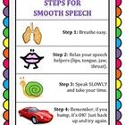 Steps for Smooth Speech