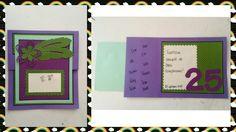 # biglietto #compleanno #bigliettodicompleanno #birthday #birthdaycard #handmade #fattoamano #sizzix #bigshot #sizzixlollipopshadow #fustelle #piume #fiori #scrapbooking #scrapbook