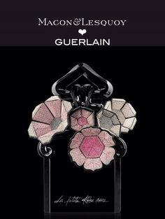 Guerlain macon | La Petite Robe Noir Macon&Lesquoy Edition Guerlain Parfum - ein neu ...