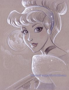 Cinderella by Cherry Garcia