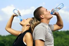 Water is vital for your health.