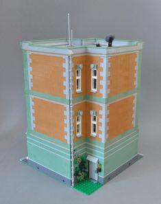 LEGO Modular Antique Shop | LEGO modular antique shop 5598 p… | Flickr