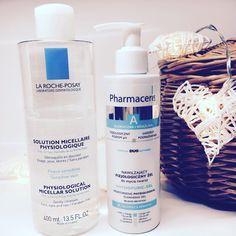 Dermo Blogg: Zmywać twarz wodą czy płynem micelarnym ?