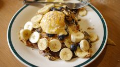 [High Calorie] A rather indulgent pancake day treat