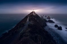 the lighthouse by Mark Andrews on 500px