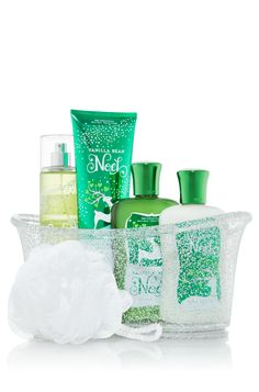 Vanilla Bean Noel Splish Splash Gift Set - Web Exclusive - Signature Collection - Bath & Body Works