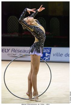 Carolina Rodriguez (Spain), Grand Prix Thiais 2014
