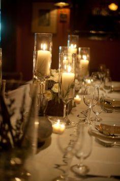 rehearsal dinner table inspiration 275x413 Eat, Pray, Love Inspired Rehearsal Dinner