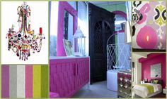 1000 Images About Paint Color Scheme Fuschia Pink From