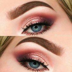 Too Faced Peach Palette https://www.instagram.com/p/BOplWxThpJE/ #makeupideaspink