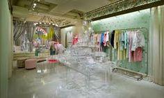 childrens clothes boutique interior - Google Search