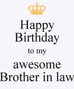 Happy Birthday Brother In Law Gif Images idea gallery