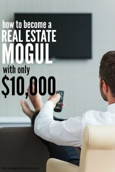 If you want to become a real estate mogul you don't need much money to get there. Here's how to start building your empire with just $10k.