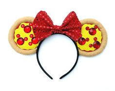 food mickey mouse ears – Etsy
