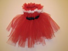 How To Make A Tulle & Elastic Tutu Dress