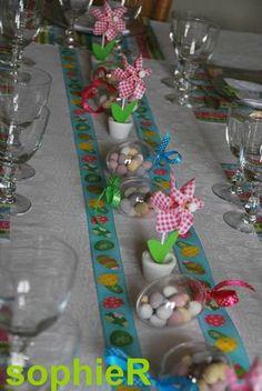 table de Pâques 2013