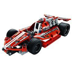 DECOOL Teknik Tinggi 2 in 1 Warrior Off-roader Racer Mobil Blok bangunan 3D Model Warrior Mobil Sport Mainan Untuk Anak-anak hadiah