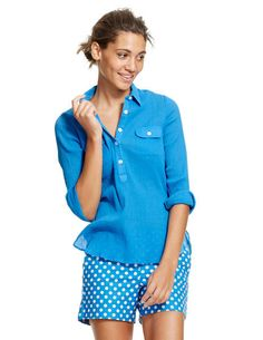 Murcia Shirt WA569 Tops & Blouses at Boden