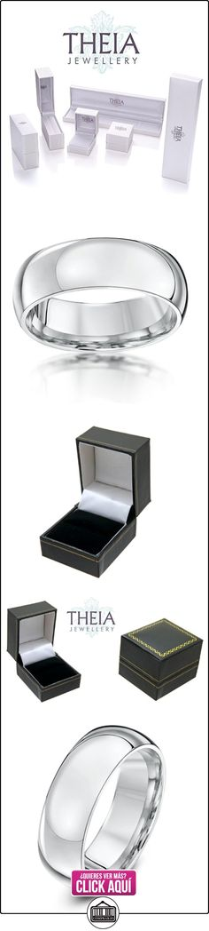 Bague - HCP7 L2/Z - Alliance Homme - Palladium 9.1 Gr - T 69 - Anillo de hombre de paladio (talla: 29)  ✿ Joyas para hombres especiales - lujo ✿ ▬► Ver oferta: http://comprar.io/goto/B002TUTP0U