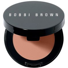 Bobbi Brown Corrector/0.05 oz. (220 SEK) ❤ liked on Polyvore featuring beauty products, makeup, face makeup, concealer, extra light peach bisque, creamy concealer and bobbi brown cosmetics