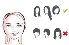Redondo - Afortunadamente hay muchos cortes que sirven para adelgazar el rostro.