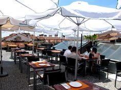 Gau & Café: cena en los castizos tejados de Lavapiés