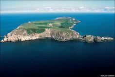 Lundy island, Bristol channel