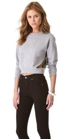 Cheap Monday Laura Sweatshirt | SHOPBOP