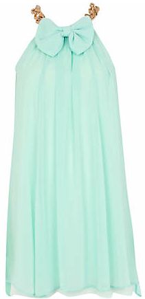 Seafoam mint dress. Yes. I am in love with mint dresses.