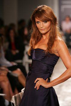 The Voguelist: Helena Christensen #model #vogue @Vogue Paris
