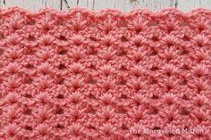 Iris Stitch Crochet tutorial | The Unraveled Mitten